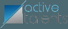 Active Talents Retina Logo